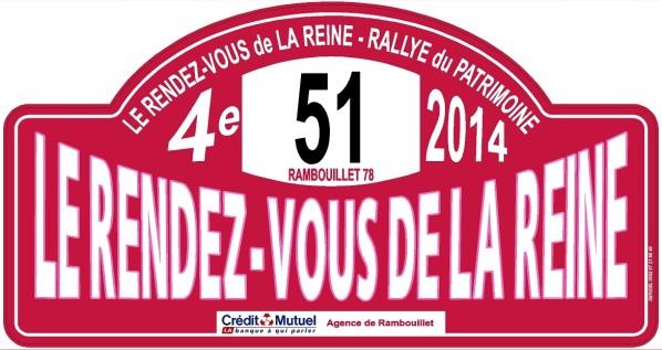 Les Rallyes d'automne du Rendez-Vous de la Reine Rallye23