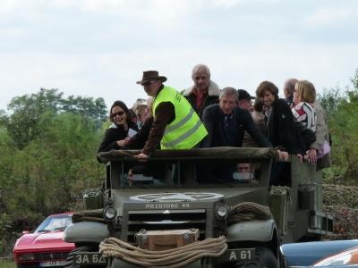 Les Rallyes d'automne du Rendez-Vous de la Reine Rallye24