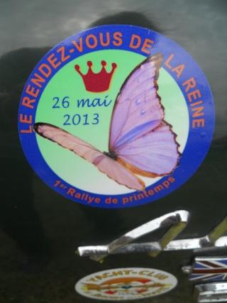 Les Rallyes d'automne du Rendez-Vous de la Reine Rallye25