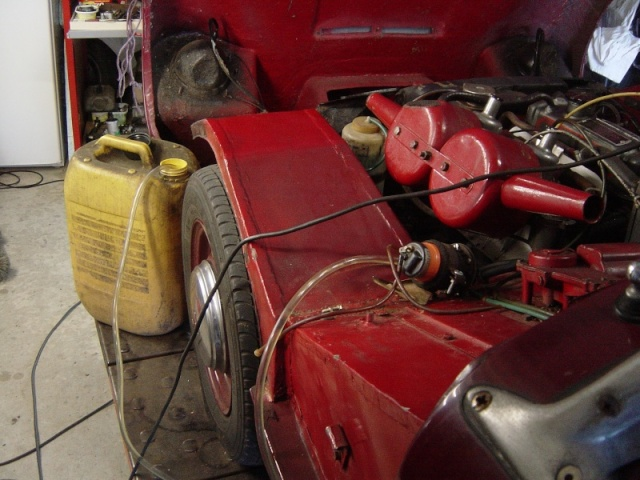AUSTIN Healey Sprite MK II Ashley de 1962 Sc02010