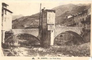 Le pont, incontournable du paysage routier - Page 2 Sospel10