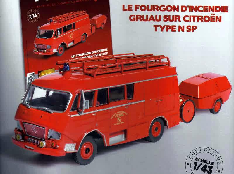Les Plus Beaux Camions de Sapeurs-Pompiers (Hachette) Pompie10