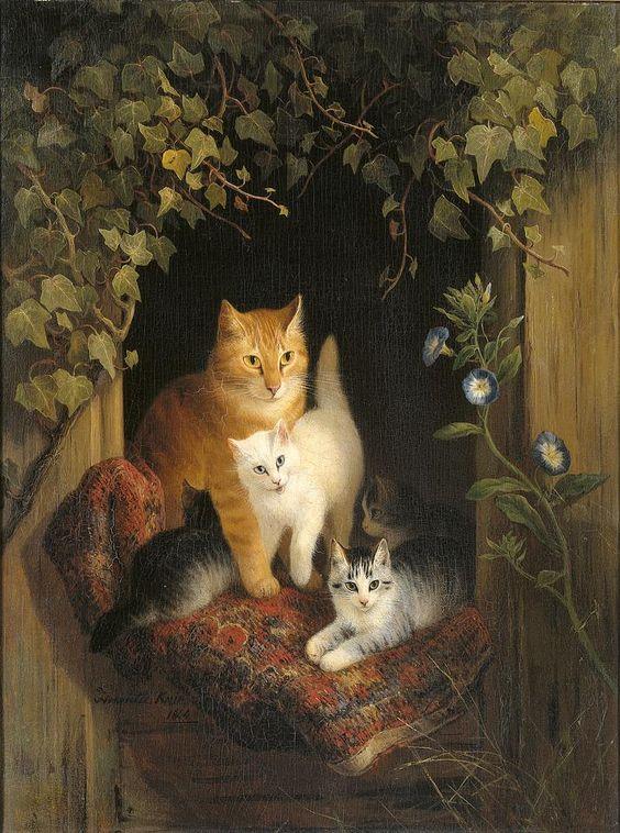 Les chats 6e44db10