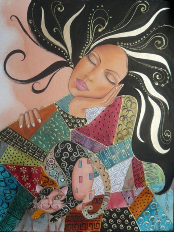 La  FEMME  dans  l' ART - Page 22 80878310