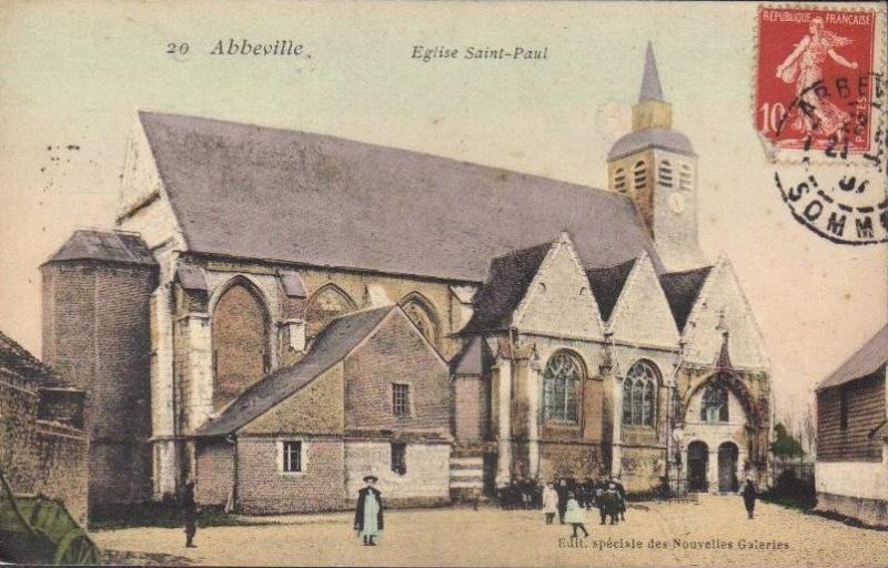 Cartes postales ville,villagescpa par odre alphabétique. - Page 6 Abbevi10