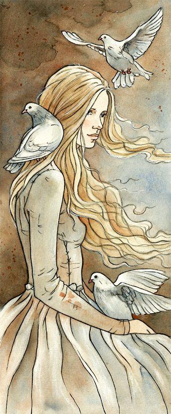 La  FEMME  dans  l' ART - Page 22 Da4ca410