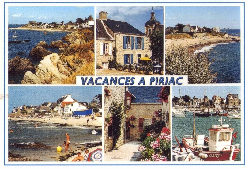 Par ordre alphabétique, des villes et des villages . - Page 3 Piriac10