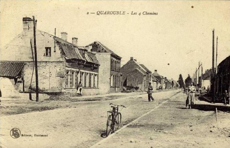 Cartes postales ville,villagescpa par odre alphabétique. - Page 9 Quarou10