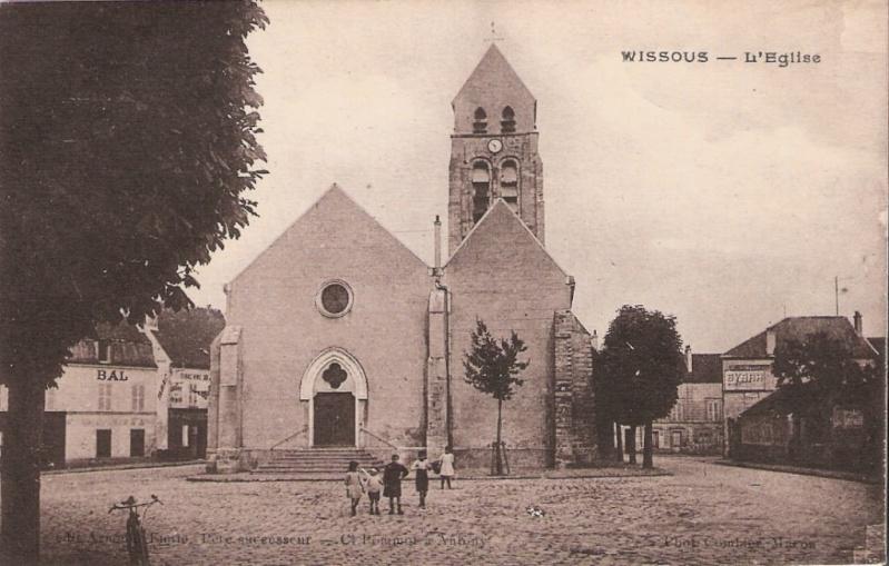 Cartes postales ville,villagescpa par odre alphabétique. - Page 6 Wissou10