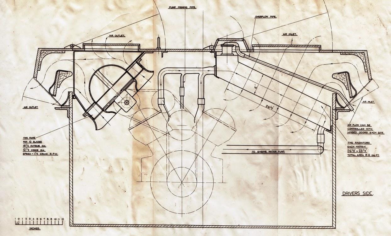 Panzer IV - устройство танка Stitch10
