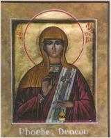 Le pape pour le diaconat féminin ? - Page 2 Phoebe10
