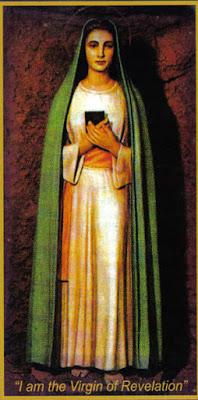 « Amoris Laetitia - Le Jour de la Grande Bataille » - Message de la Vierge de la Révélation ! Virgin10