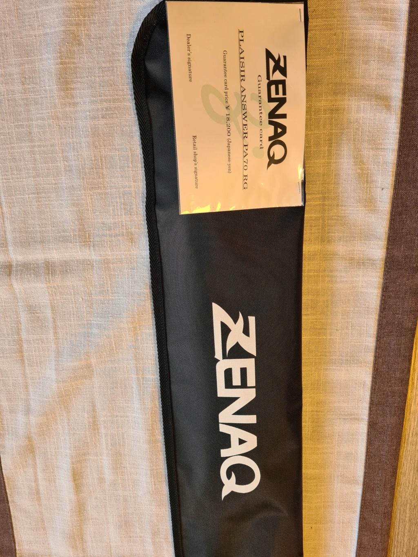 [Vendo] Zenaq Plaisir Answer PA70 RG C0d99r11