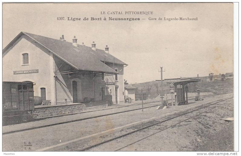 [Architecture & Passion] BV-halle PO de Lugarde-Marchastel Gare-l10