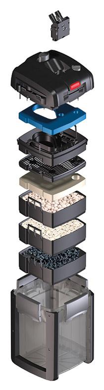 Comment améliorer filtration externe EHEIM PRO4+ 350 ? 15081710