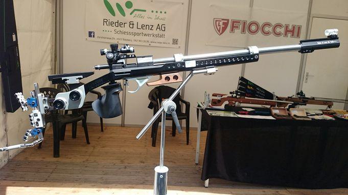 Nouvelles carabines Rieder & Lenz 13232910