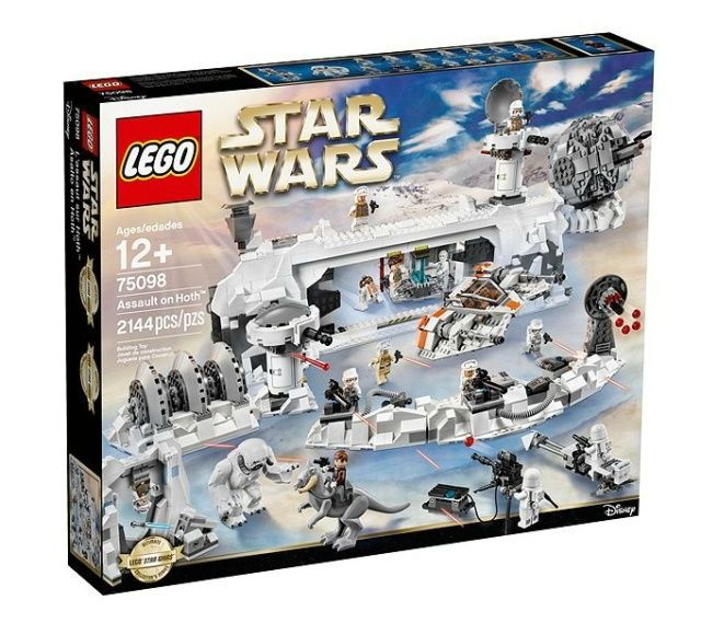 LEGO STARWARS - 75098 - L'attaque de Hoth  Captur16