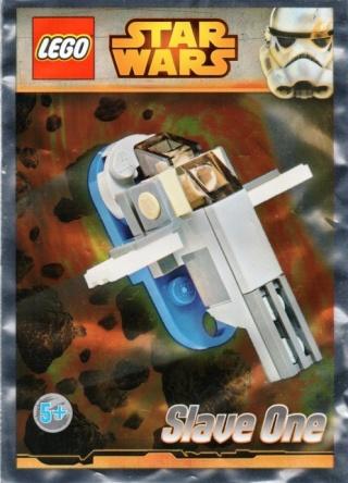 LEGO STAR WARS - 911508 - Mini Slave 1 Sw911510