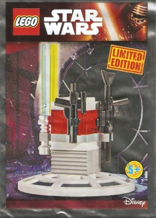 LEGO STAR WARS - 911511 - Jedi Weapon Stand Sw911513