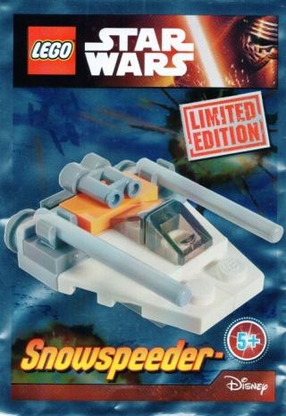 LEGO STARWARS - 911506 - Micro Snowspeeder Sw911514