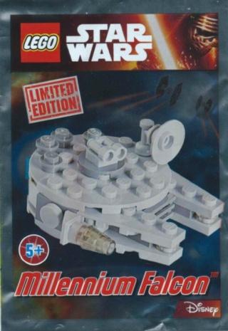 LEGO STAR WARS - 911607 - Mini Millenium Falcon Sw911610