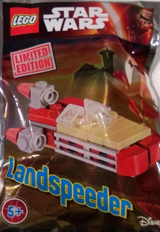 LEGO STAR WARS - 911608 - Mini Landspeeder Sw911611