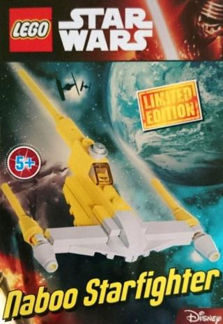 LEGO STAR WARS - 911609 - Mini Naboo Fighter Sw911612