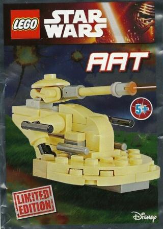 LEGO STAR WARS - 911611 - Mini AAT Sw911614