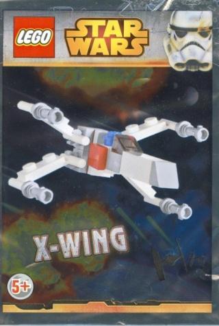LEGO STAR WARS - SWCOMIC1 - Mini X-Wing Swcomi10