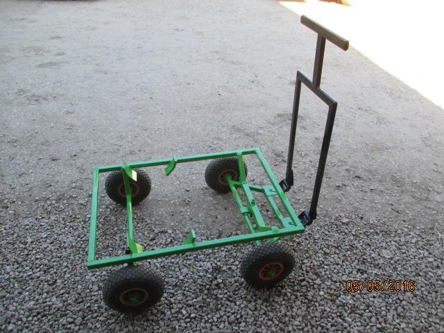 Chariot pour nettoyeur Haute Pression par jb53 Img_1829