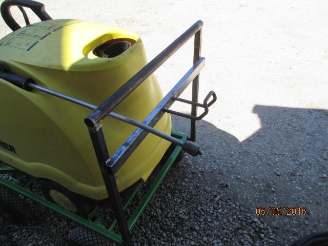 Chariot pour nettoyeur Haute Pression par jb53 Img_1835