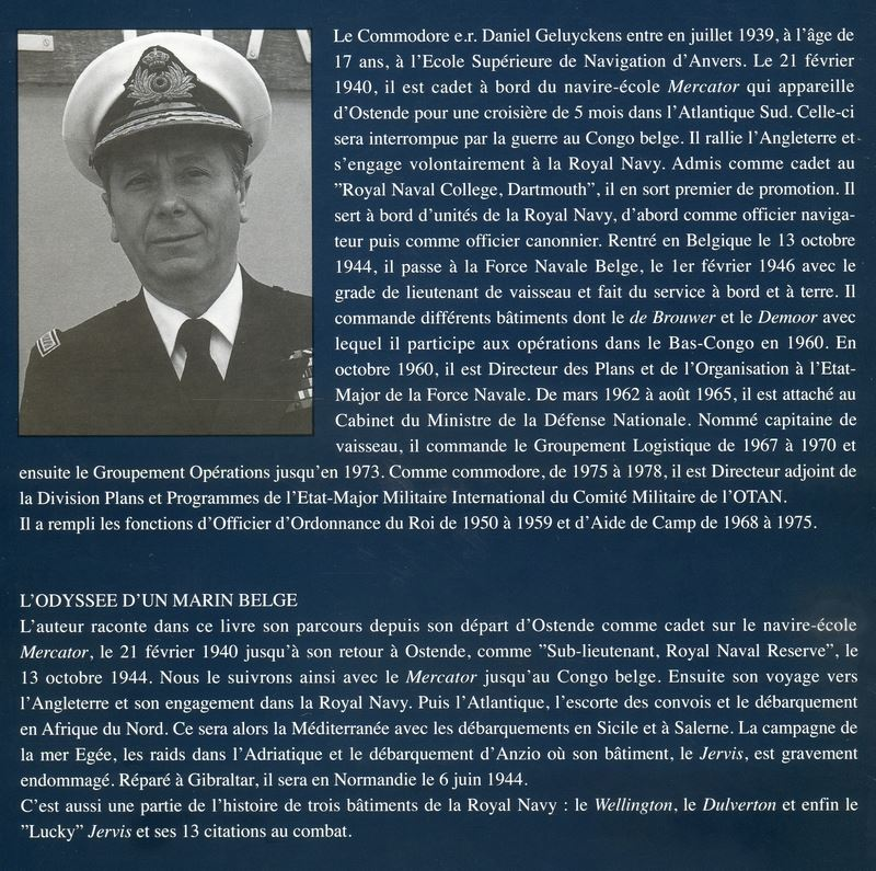 décès de l'Amiral E.R. Daniel Geluyckens  13102710