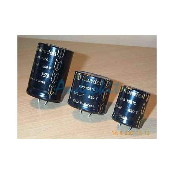 Alimentatore con doppio LT1083 - componenti e assemblaggio Kendei10