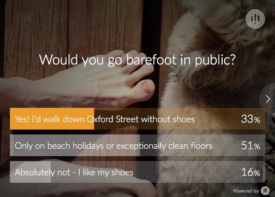 Perché andare a piedi nudi è il nuovo status symbol Test10