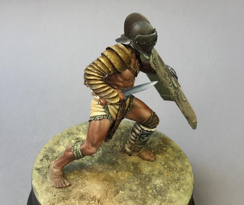Gladiateur Secutor 2016-017