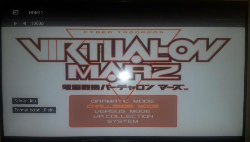 [VDS] Virtual On Marz PS2/PS3 JAP 20160435