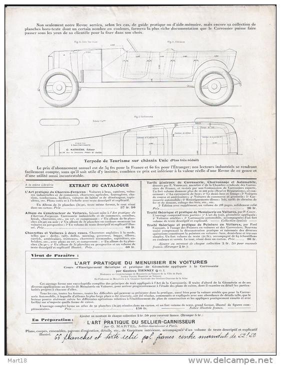 l'AUTO CARROSSERIE Revue Pratique des industries de la voiture 179_0011