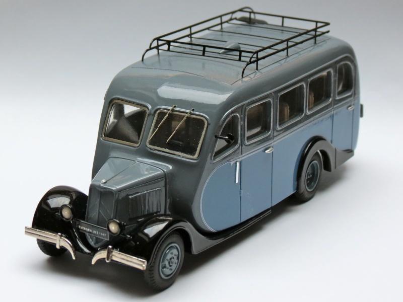 """2014 - Hachette Collections > """"Autobus & Autocars du Monde au 1/43 !"""" 1947_c10"""