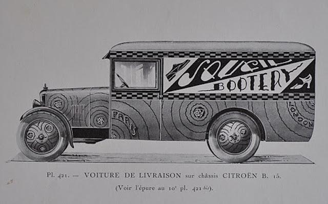 l'AUTO CARROSSERIE Revue Pratique des industries de la voiture 252_co10