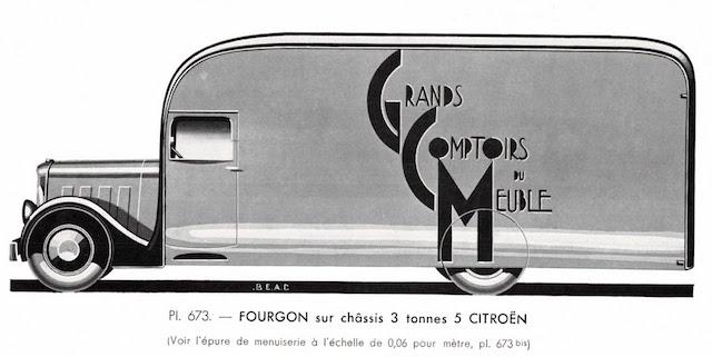 l'AUTO CARROSSERIE Revue Pratique des industries de la voiture Oldfre10