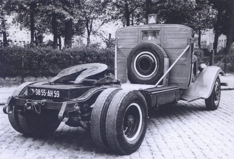 Citroën Utilitaires Type 45 Tracte11