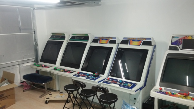 Ma future gameroom!!! 20160411