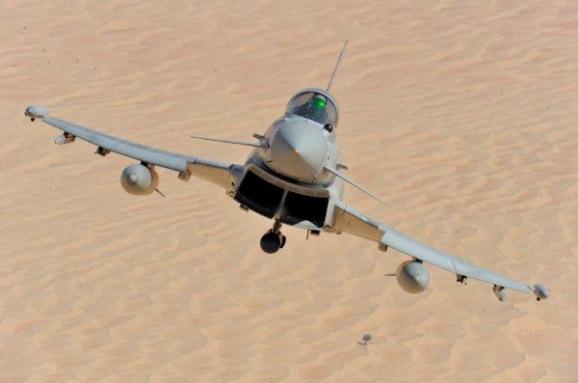 le Koweit achete 28 Eurofigther Typhoon Eurofi10