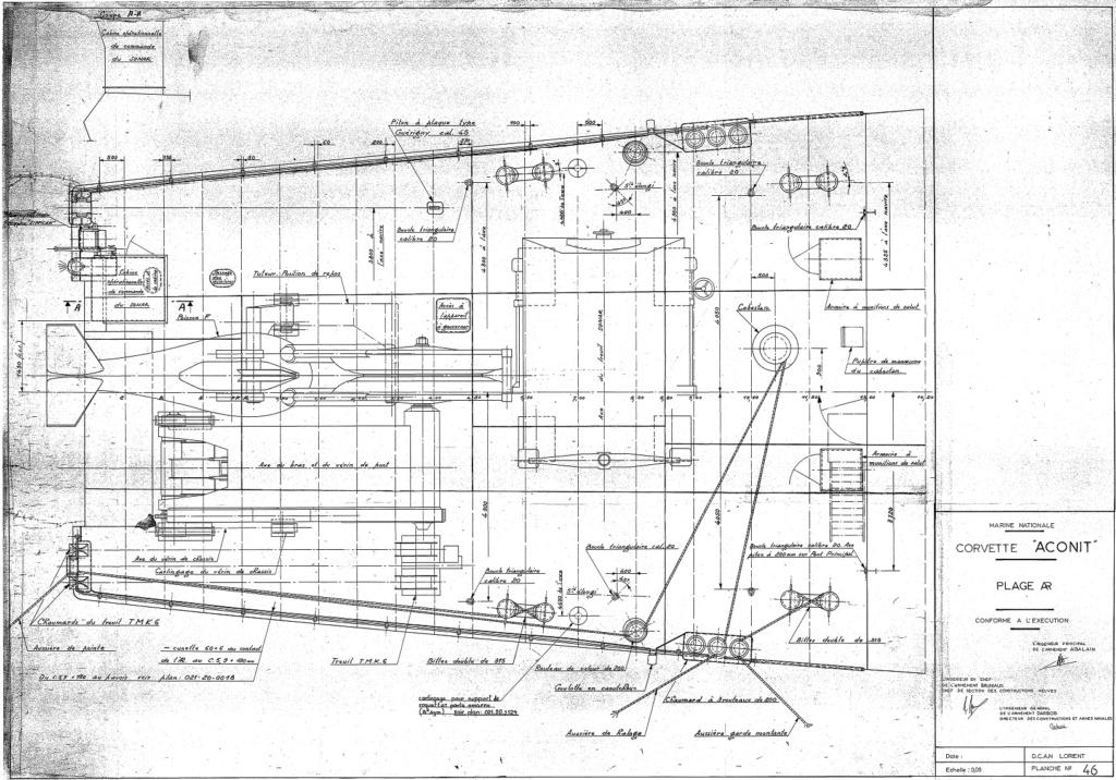 Frégate D609 ACONIT 1/400ème base HELLER + scratch - Page 2 Aconit10