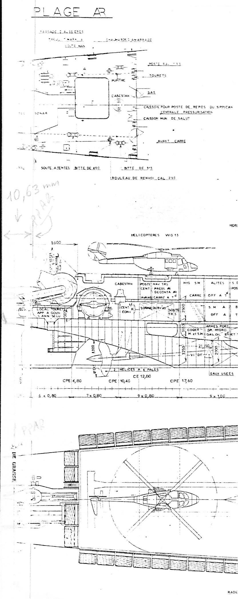 Frégate D609 ACONIT 1/400ème base HELLER + scratch - Page 2 F67_mo10