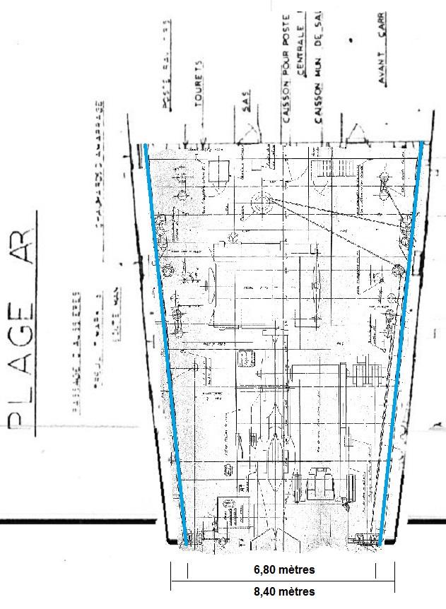 Frégate D609 ACONIT 1/400ème base HELLER + scratch - Page 2 Plagea10