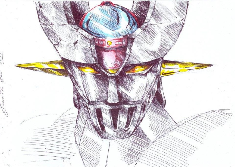 Mazinger Z  Fan-arts - Page 16 94380410