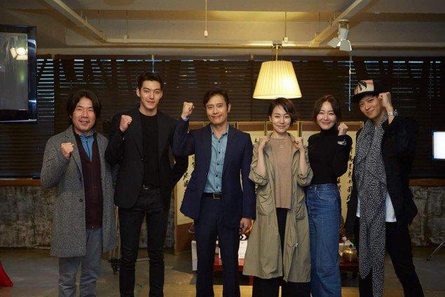 """Rituel pour le lancement du tournage de """"Master"""" Kang-d10"""
