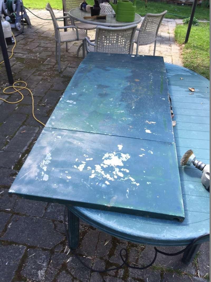 Restauration d'une table de camping vintage Img_2817