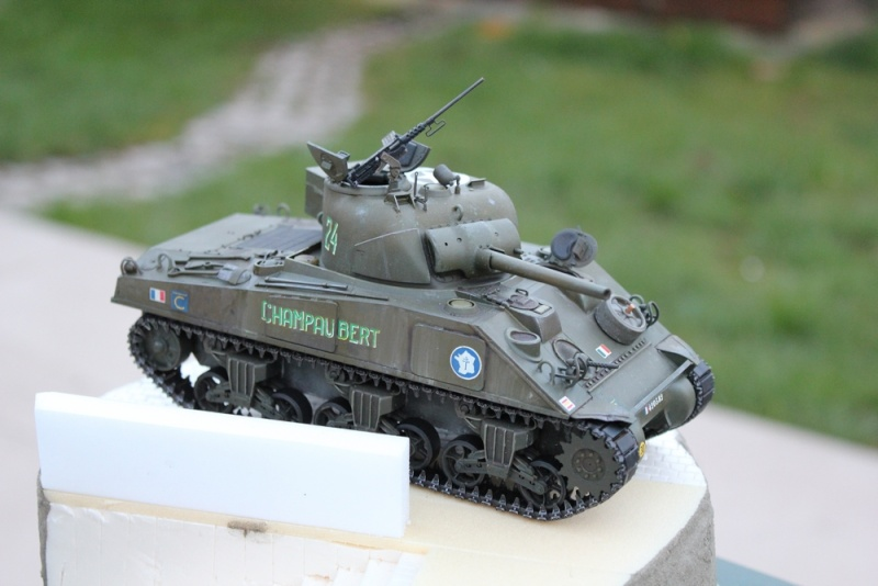 CHAMPAUBERT 1/35 M4A2 TASCA - Page 5 Img_0510